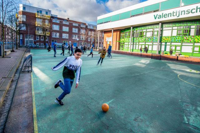 Rotterdam moet snel meer bomen plaatsen op en rond schoolpleinen. De Stichting Nationale Boomfeestdag roept de gemeente daartoe op. Uit onderzoek is namelijk gebleken dat 69 procent van alle 162 […]